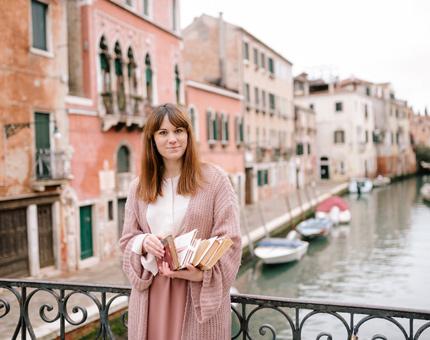wedding planner venezia