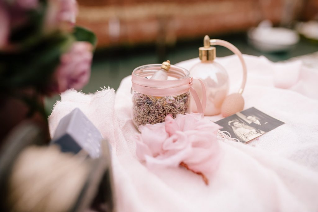 matrimonio vintage lavanda profumo