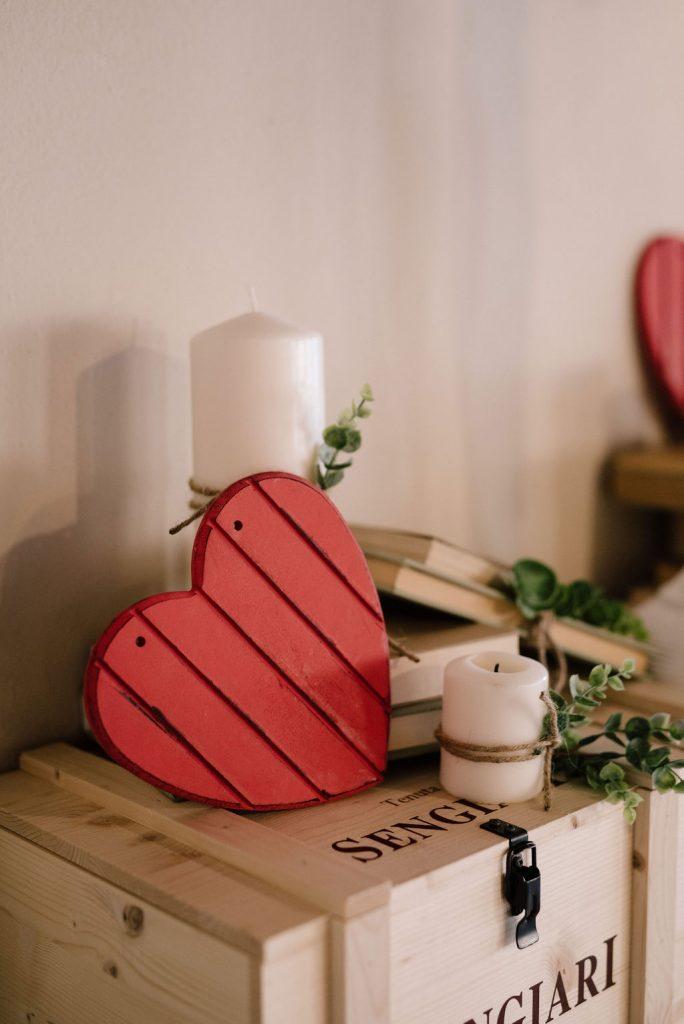decorazioni san valentino sengiari colli euganei