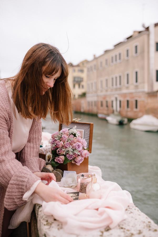 allestimento creativo a venezia