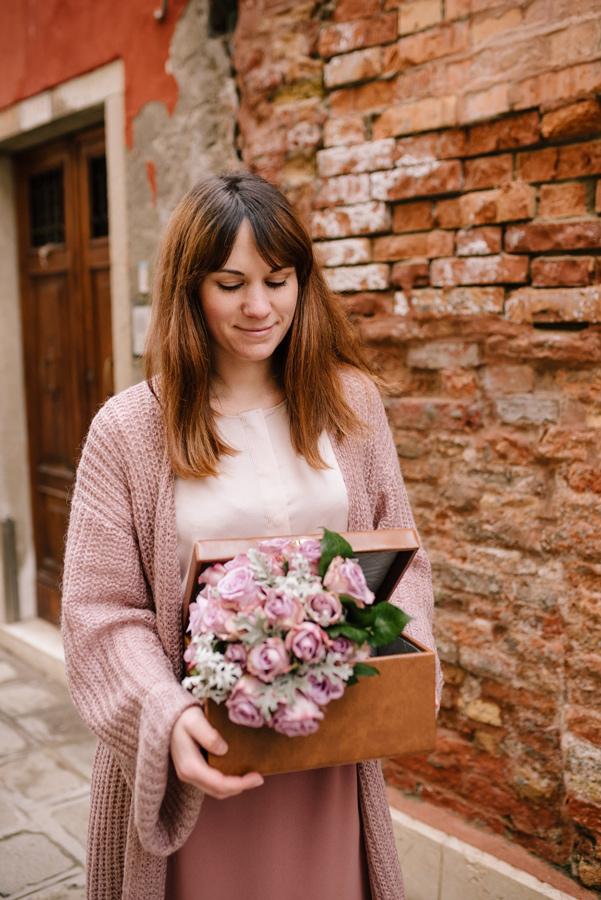matrimonio vintage a venezia