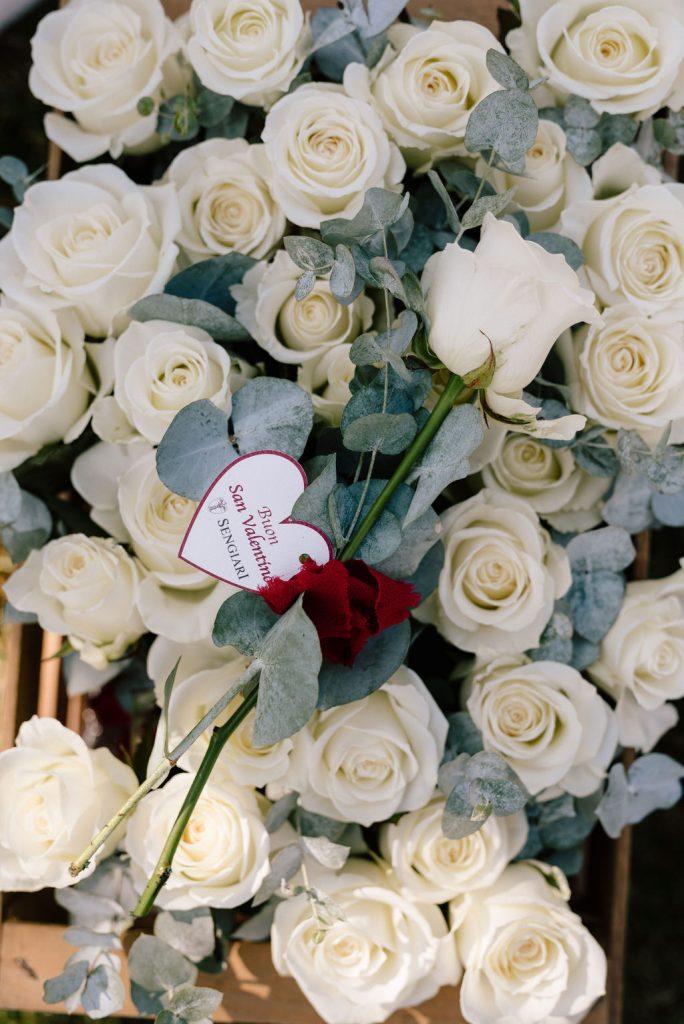 fiori per san valentino omaggio donne
