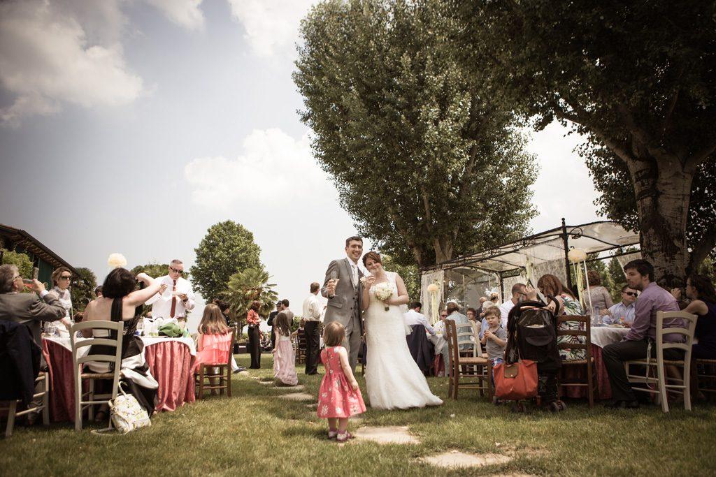 matrimonio rustico in campagna