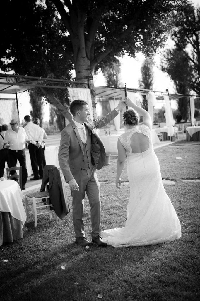 primo ballo sposi campagna