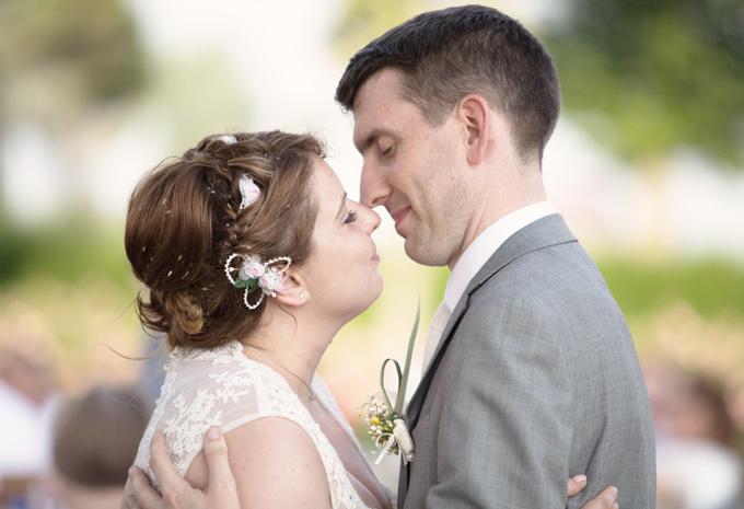 bacio sposi