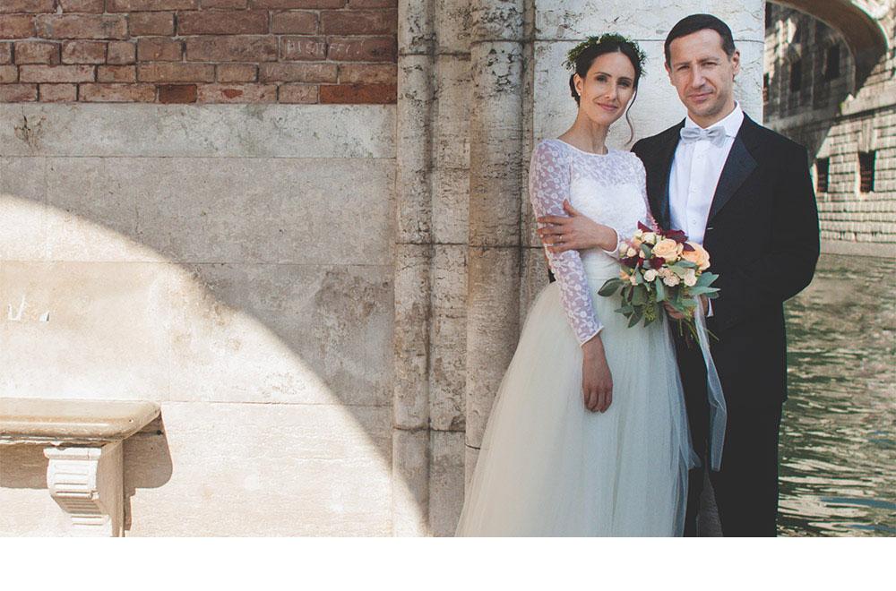sposarsi a venezia canal grande