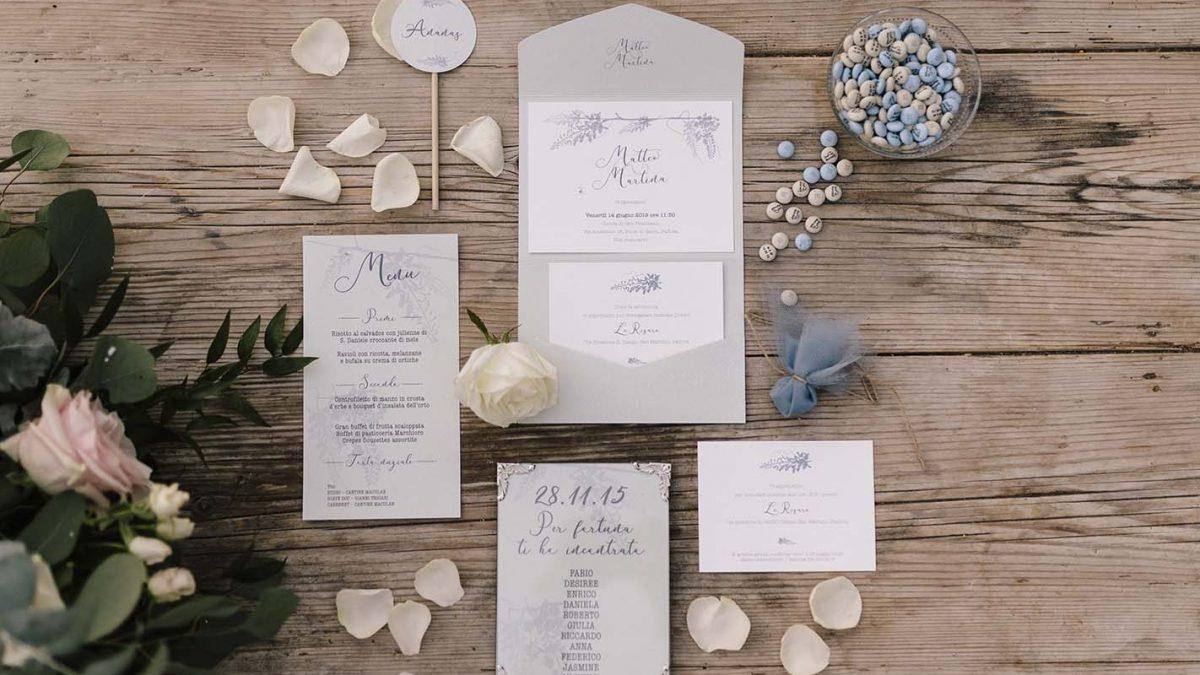 Partecipazioni di Matrimonio Padova