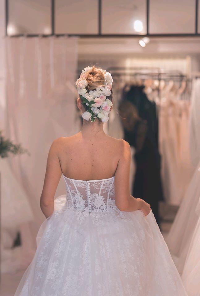 abiti da sposa atelier eme