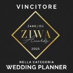 ZIWA best wedding planner 2021
